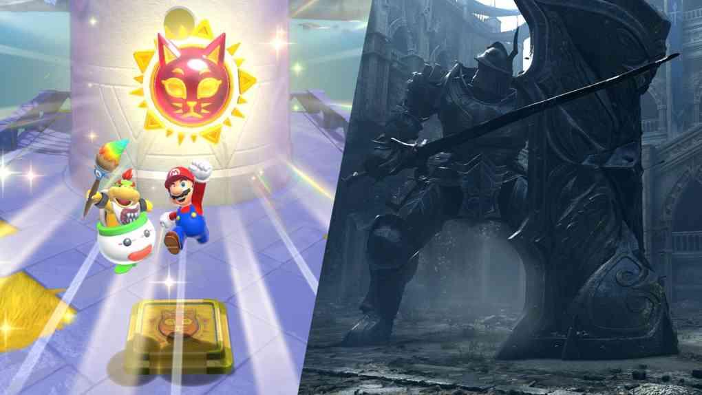 gfk demon souls super mario 3d world