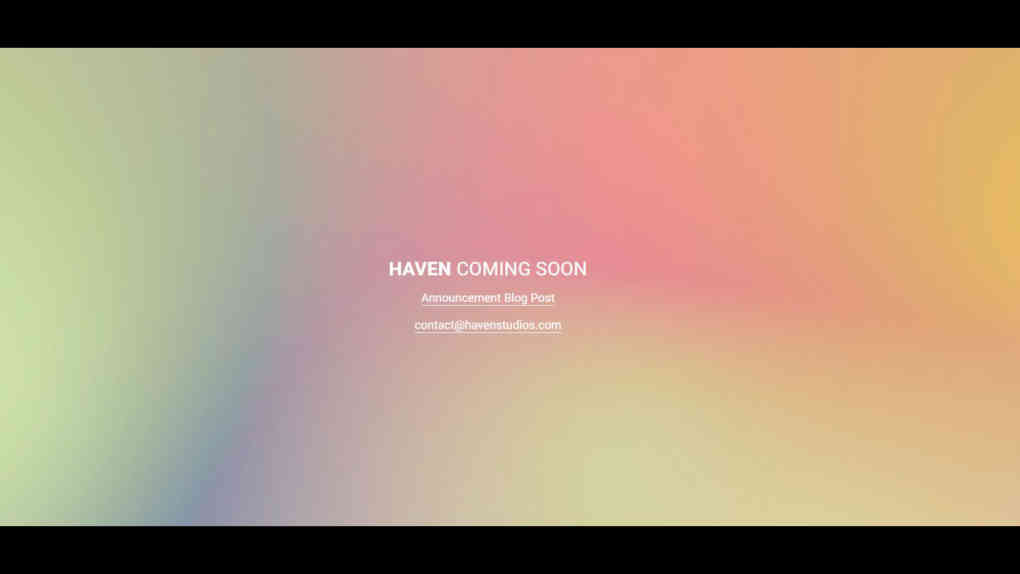 haven announcement v3