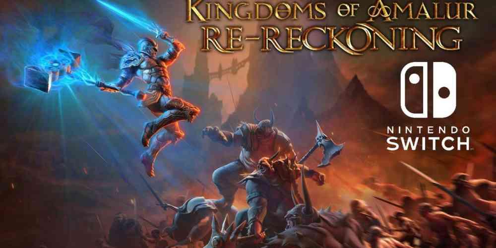 kingdowm of amalur re reckoning switch