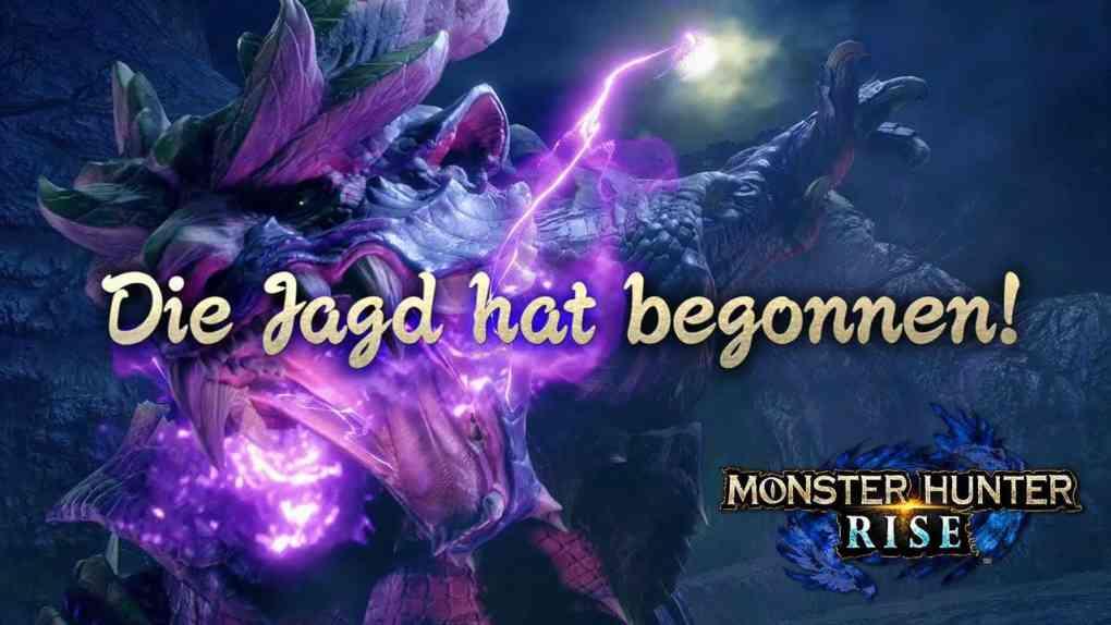 monster hunter rise release