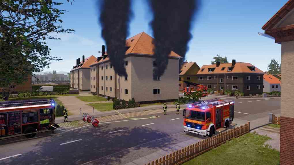 notruf 112 gameplay screenshot