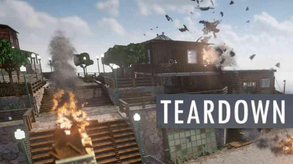 teardown voxel game