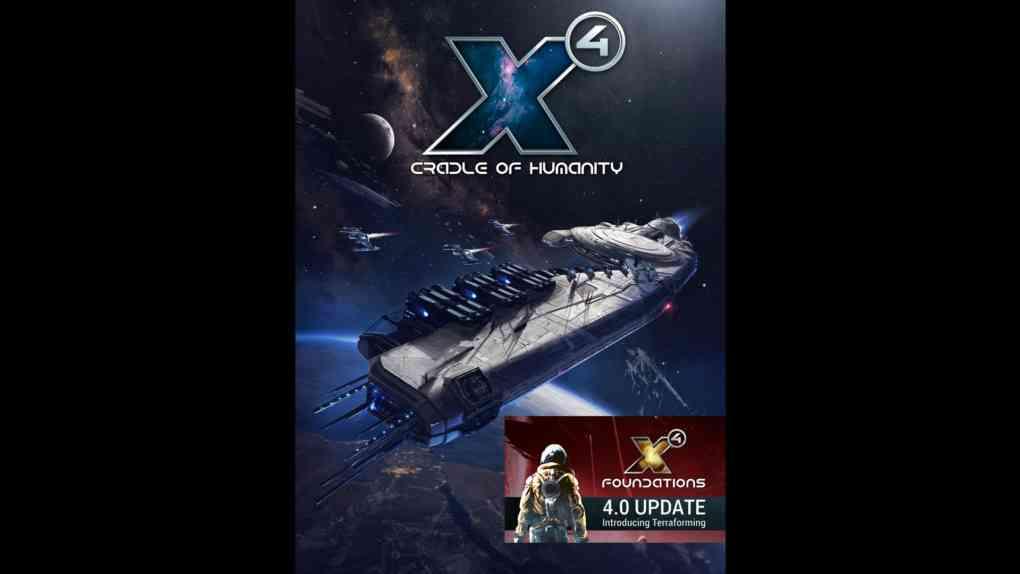 x4 update 4.00 header