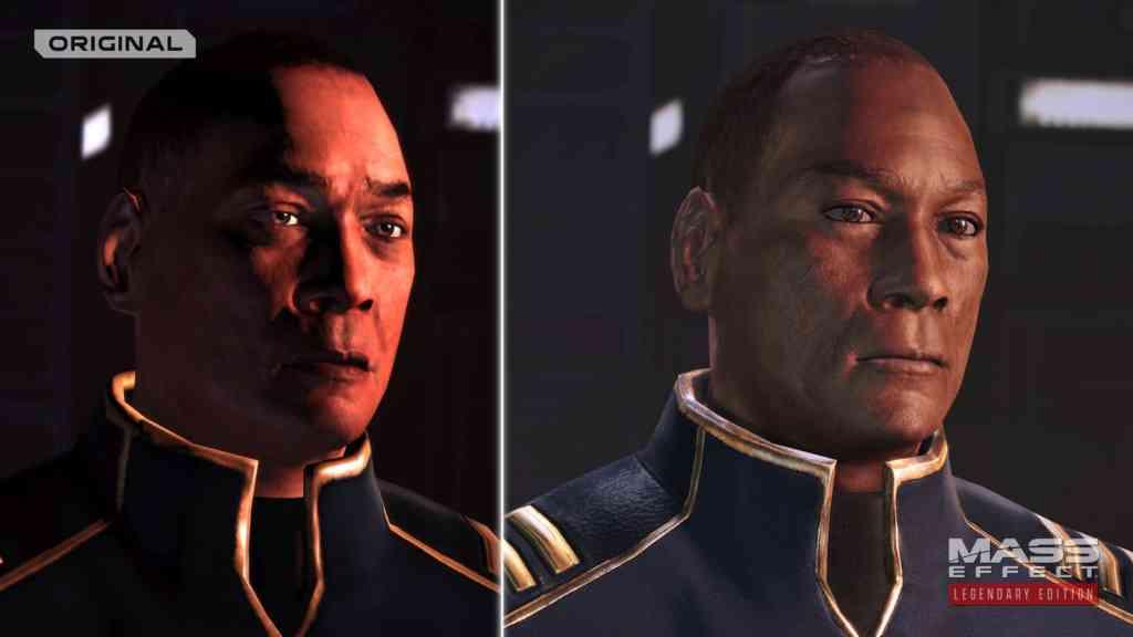 Charakter Mass Effect Vergleich