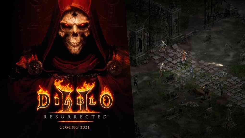 Diablo Alpha Test Header