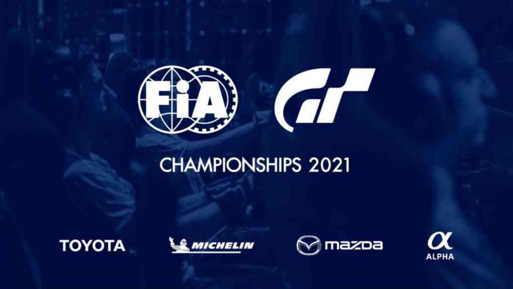 FIA Certified Gran Turismo Championships 2021 header
