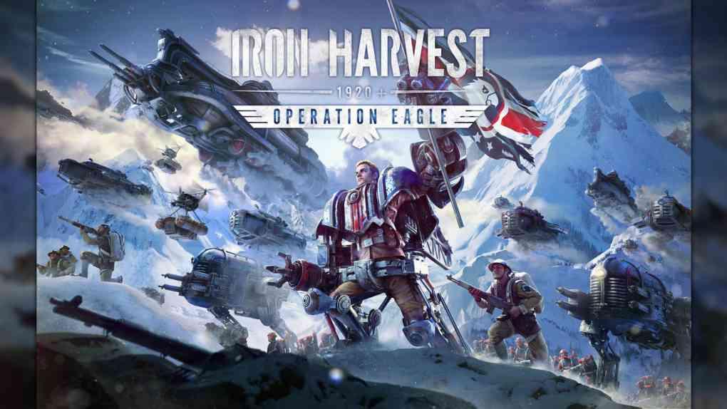 Iron Harvest Operation Eagle Erweiterung