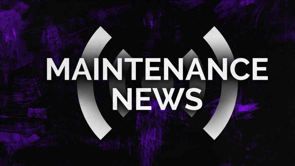Outriders Maintenance News
