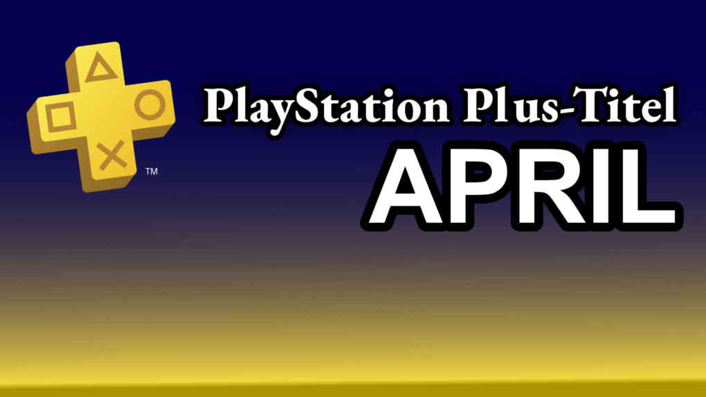 PS Plus April
