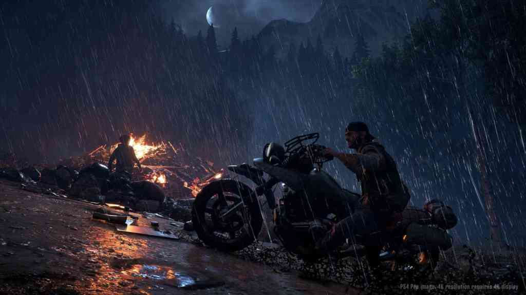 PlayStation Plus April Days Gone