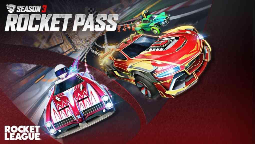 Rocket League® Season 3 Rocket Pass Trailer 1