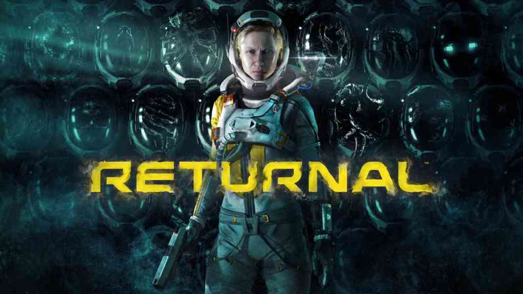 Returnal will be released on April 30th as the first PS5 exclusive title