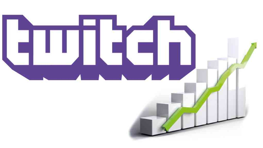 Twitch Wachstum April 2021