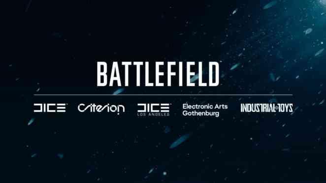 battlefield logo ea