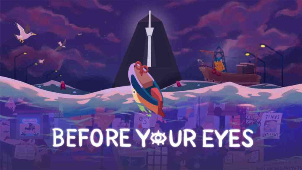 before your eyes release