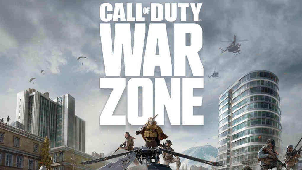 cod warzone cover