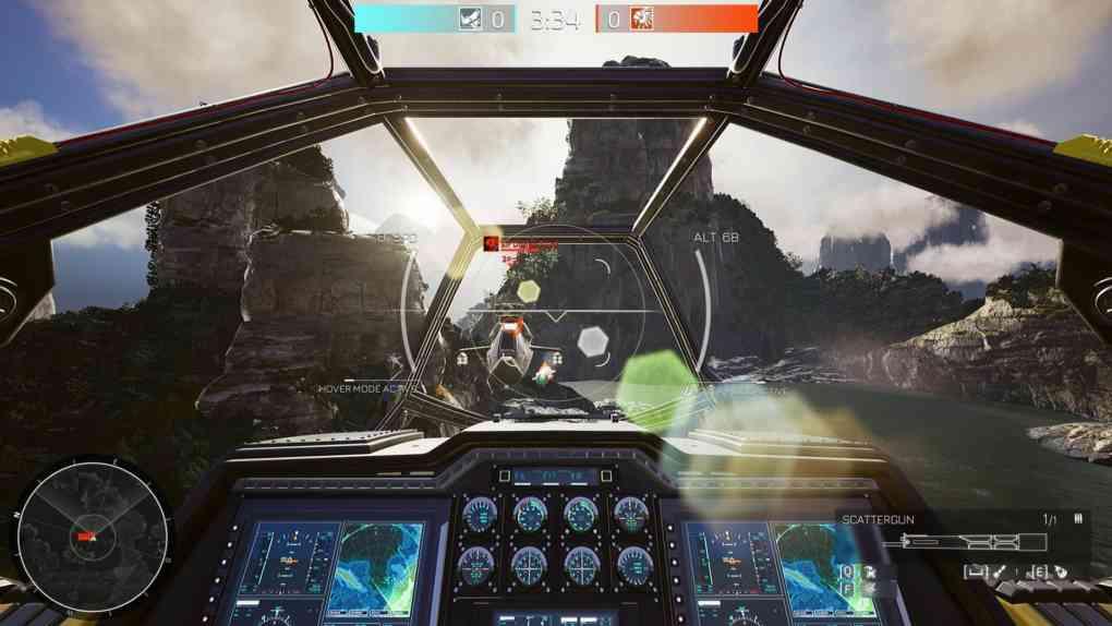 comanche cockpit symbol