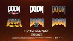 doom all games nintendo switch