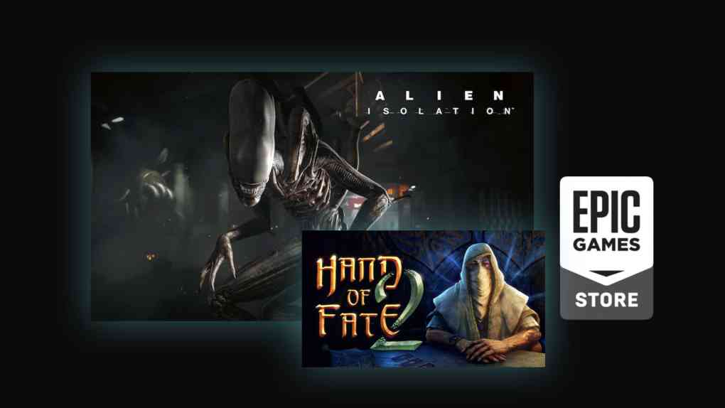 epic game free game 2021 alien isolation hand of fate 2