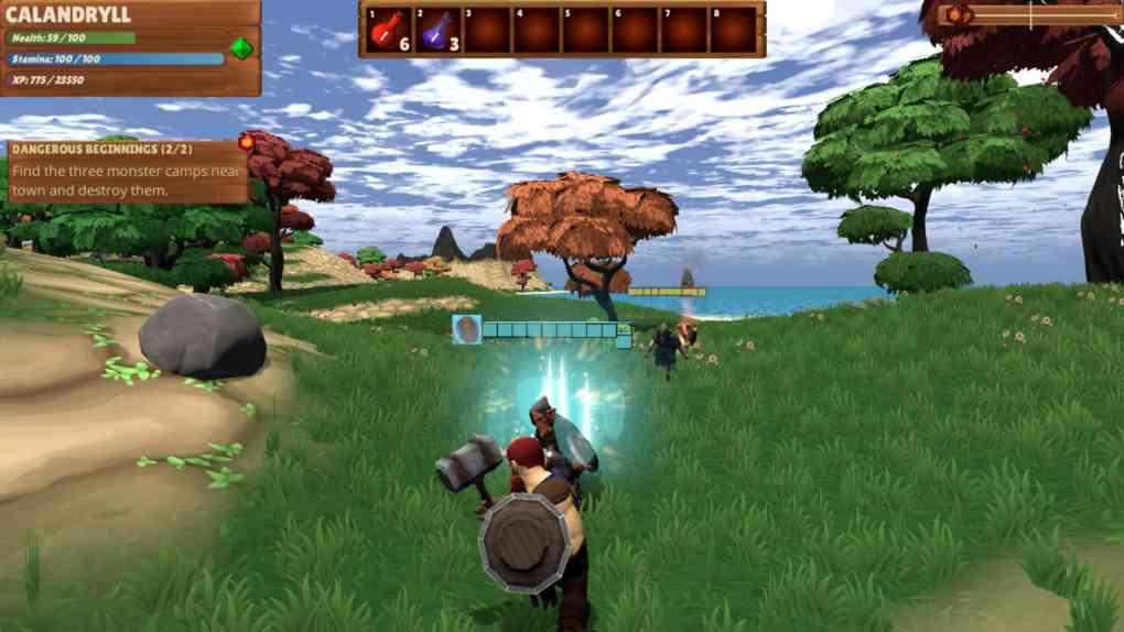 hammerhelm launch gameplay symbol