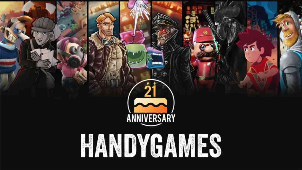 handygames 21 anniversary