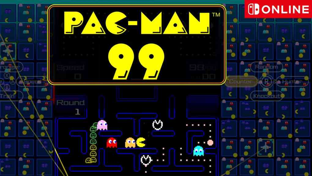 pac man 99 nintendo switch