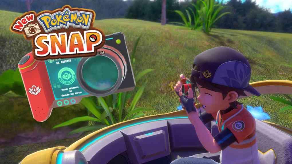 pokemon snap new trailer