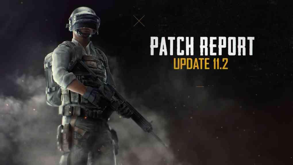 pubg patch report 11 2