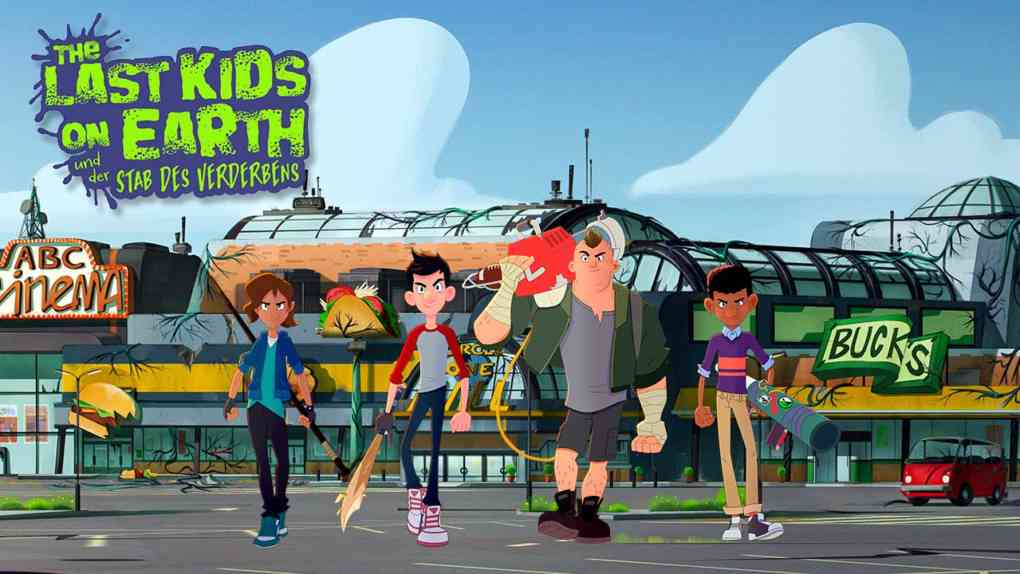 the last kids on earth stab des verderbens