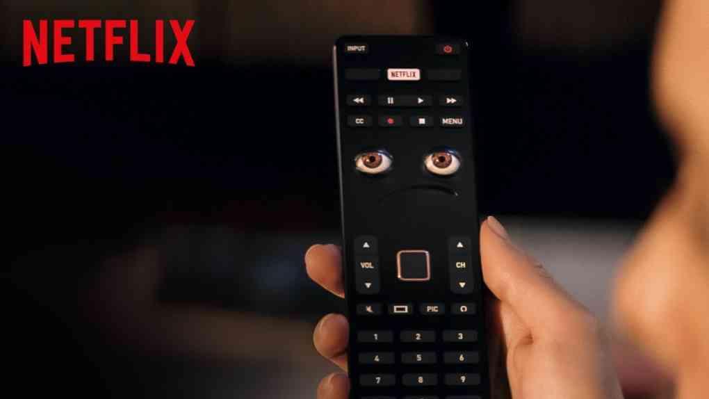 Etwas abspielen Netflix