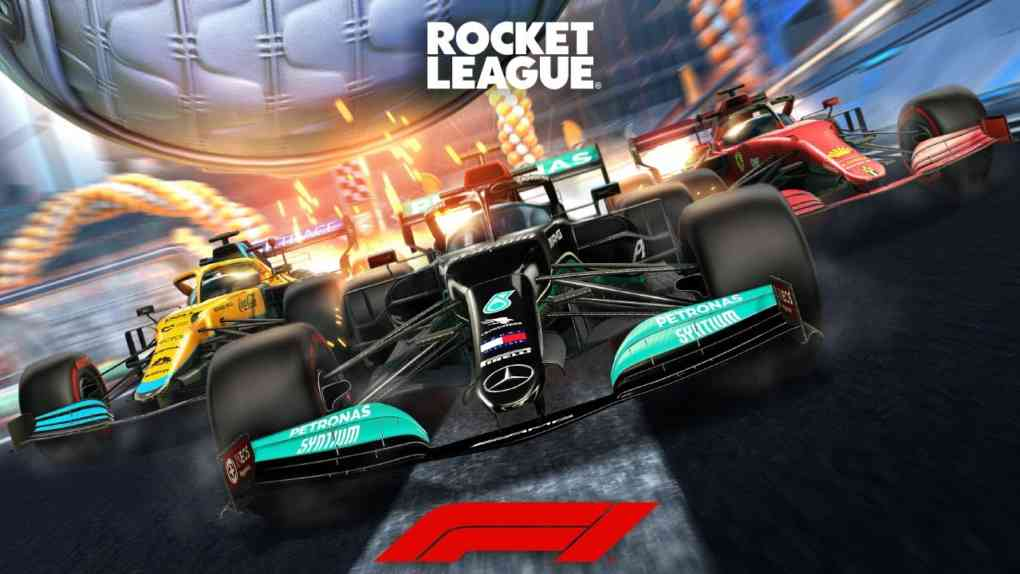 Rocket League® Formula 1® Fan Pack Trailer 1