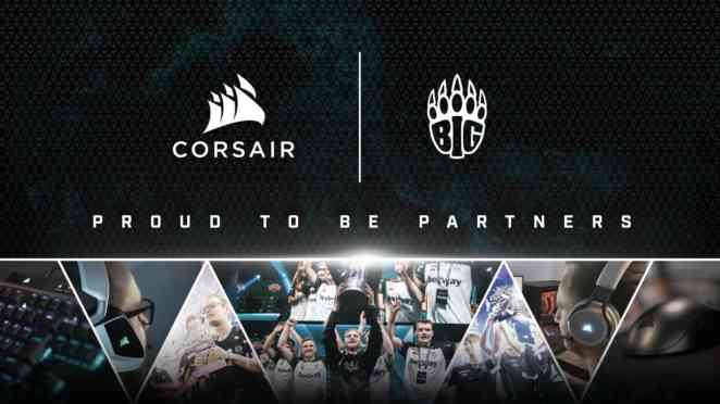 big corsair partnership
