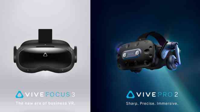 htc vive new headsets 2021