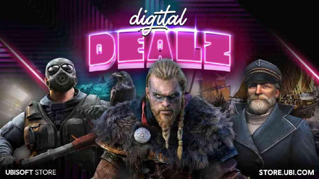 Ubisoft Digital Deals 2021 05
