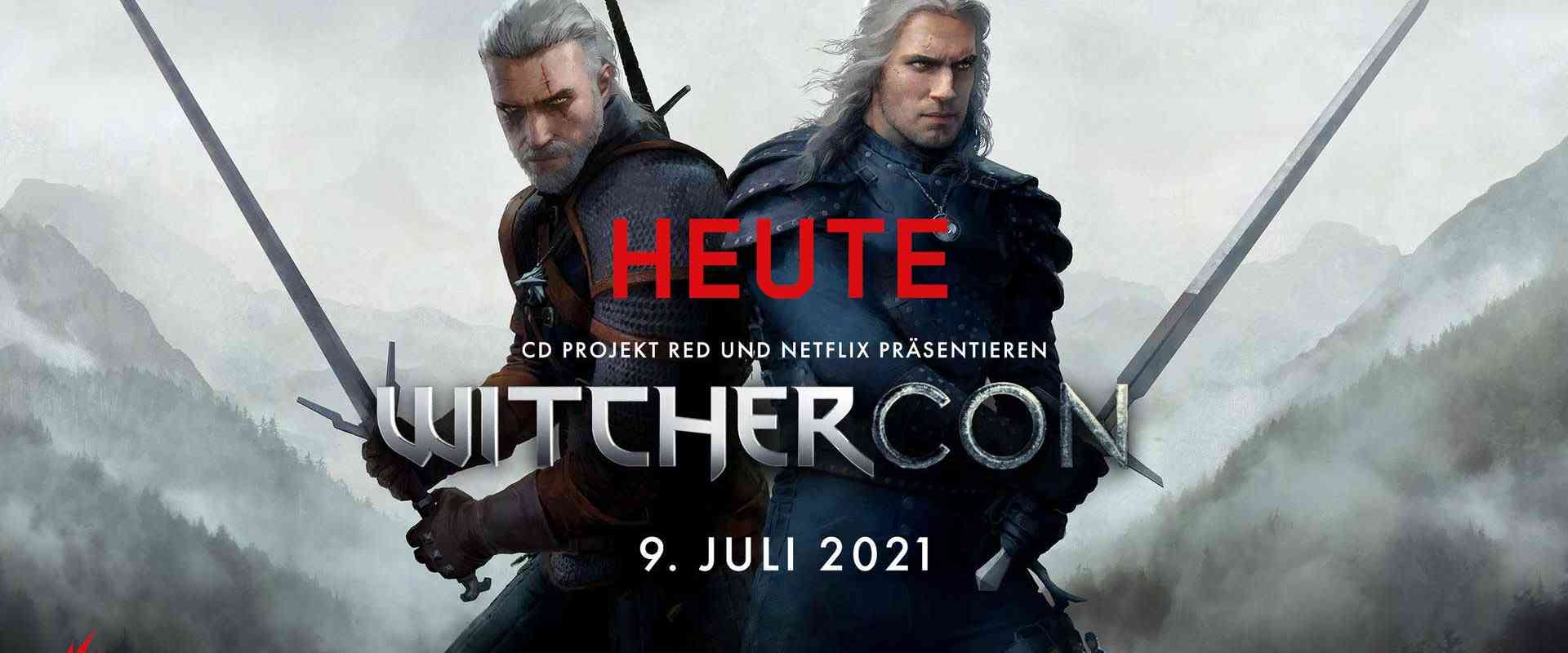 witchercon jul 2021 heute